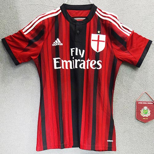 ac milan jersey fly emirates at gallini hall of fame