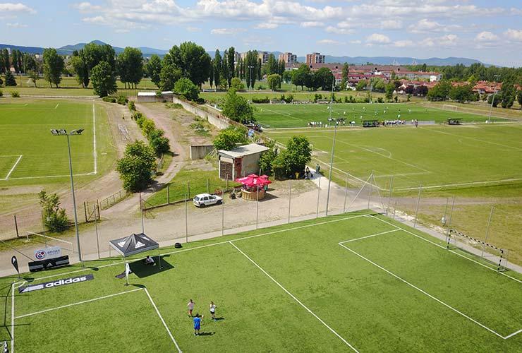 ujpest sport center in budapest 2018