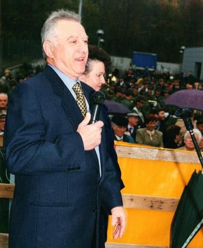 Franco Gallini di Pordenone