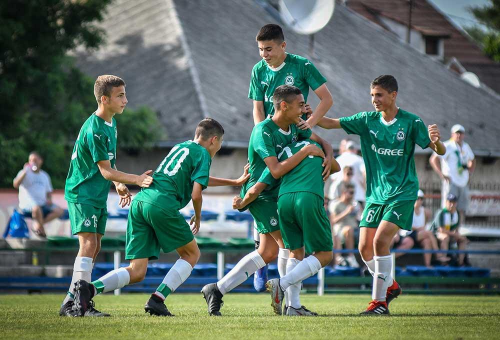 Dinamo Tbilisi winner of Gallini Budapest Cup 2019