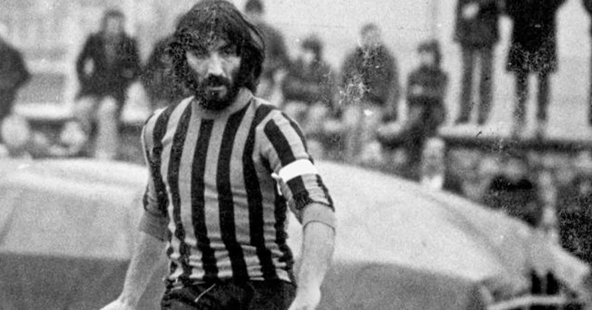 Ezio Vendrame ex calciatore del pordenone